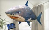 Giant Remote-Controlled FlyingShark