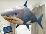Giant Remote-Controlled Flying Shark